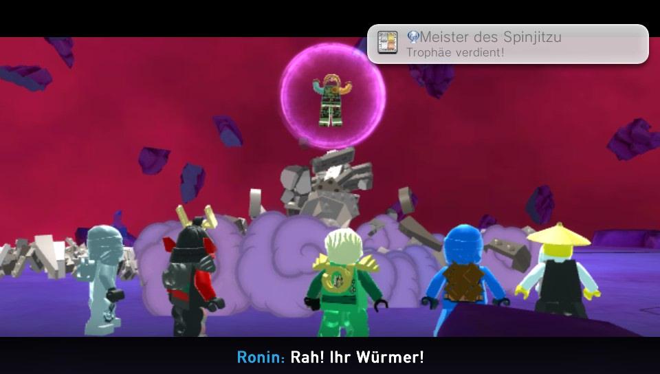 Platinum 696 Lego Ninjago Schatten Des Ronin Vita