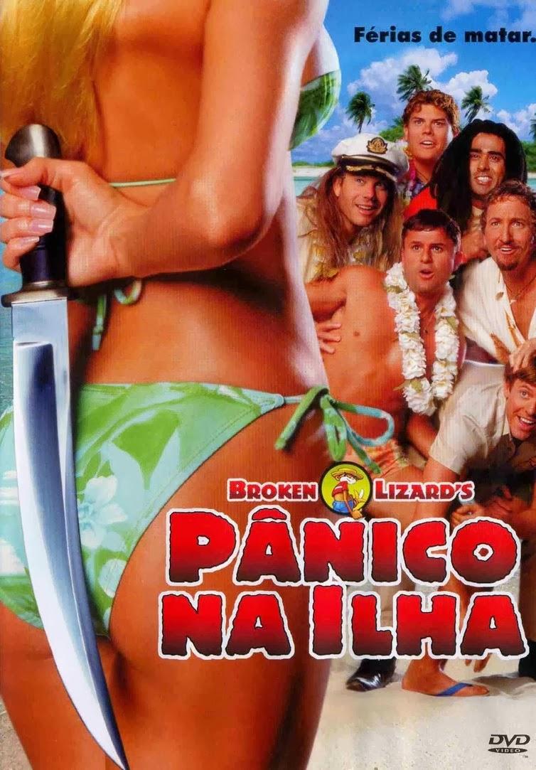 Pânico na Ilha – Dublado (2004)