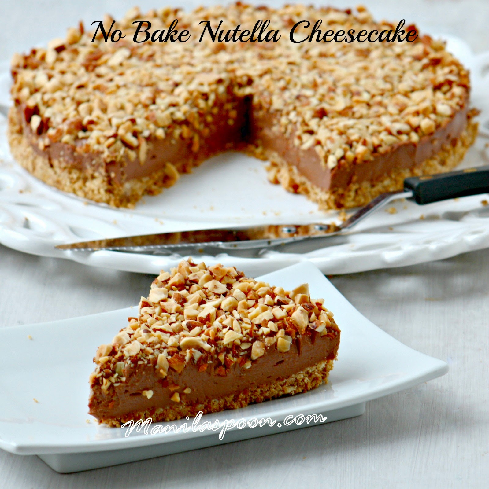 No bake cakes recipes philippines