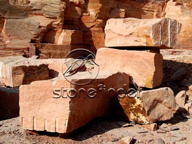 Sandstone Raw