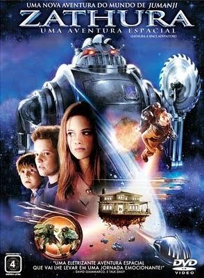 Zathura: Uma Aventura Espacial – Dublado (2005)