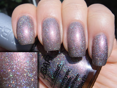 Nubar holographic swatches