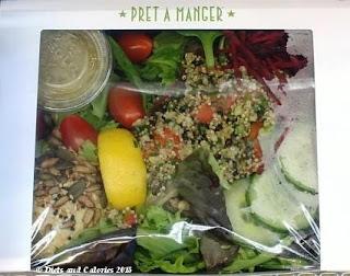 Pret a Manger Superfood Salad
