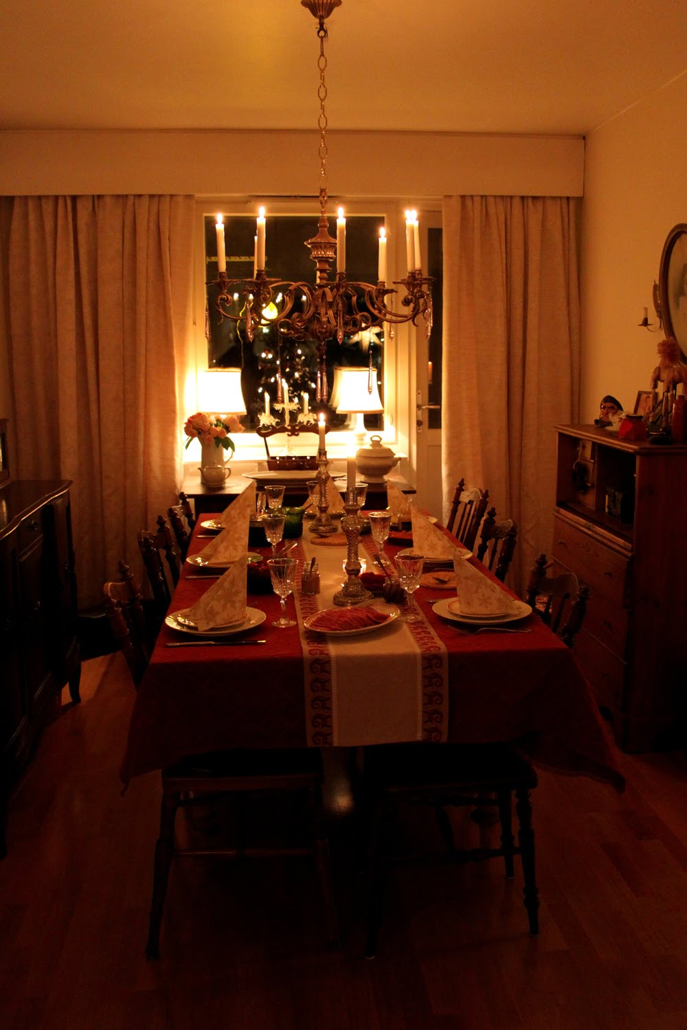 Cristmas in the Diningroom