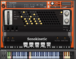 Accordion de Sonokinetic