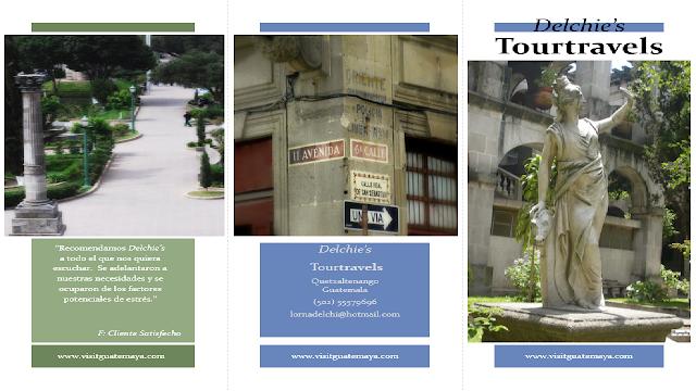 Lorena de León Guía General de Turistas Certificada Inguat