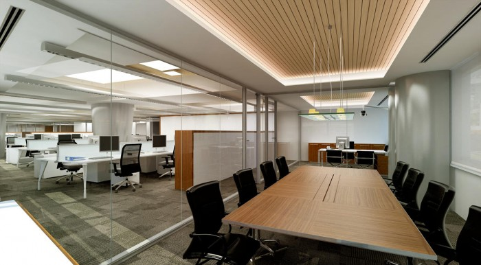 The news unit the new citigroup group think work for Modern corporate office design