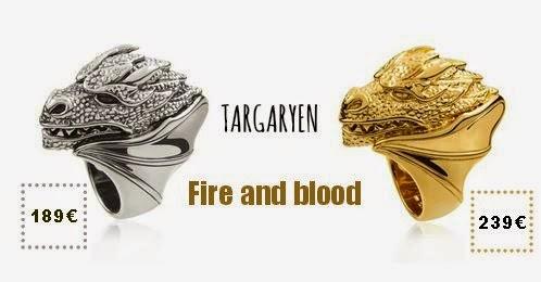 Targaryen. Aristocrazy. Raquel Atondo