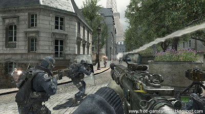 call of duty modern warfare 3 elite