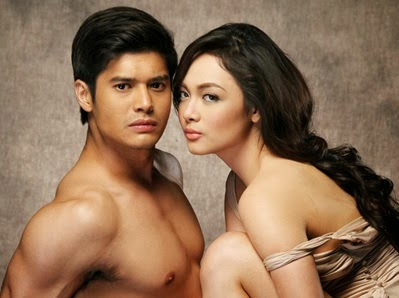 JC de Vera and Meg Imperial on Moon of Desire