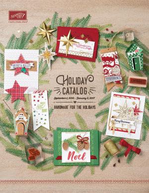 2016 Holiday Catalog!