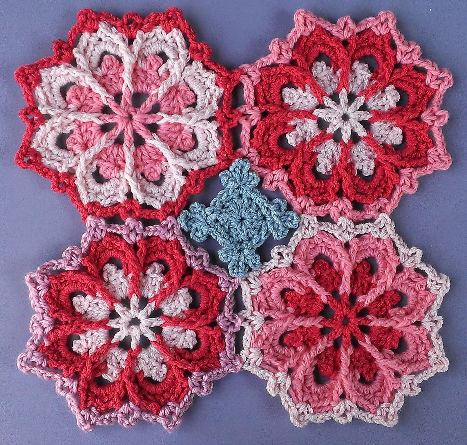 crochet by faye: Crochet Motif Construction Webinar