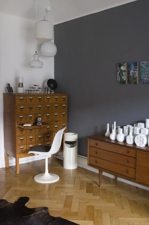 De andar por casas gama de grises para tus paredes - Gama de colores grises ...