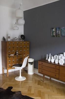 De andar por casas gama de grises para tus paredes - Gama de colores grises para paredes ...