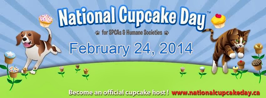 National Cupcake Day Banner