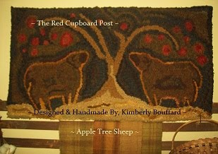 ~ APPLE TREE SHEEP PATTERN FOR SALE ~