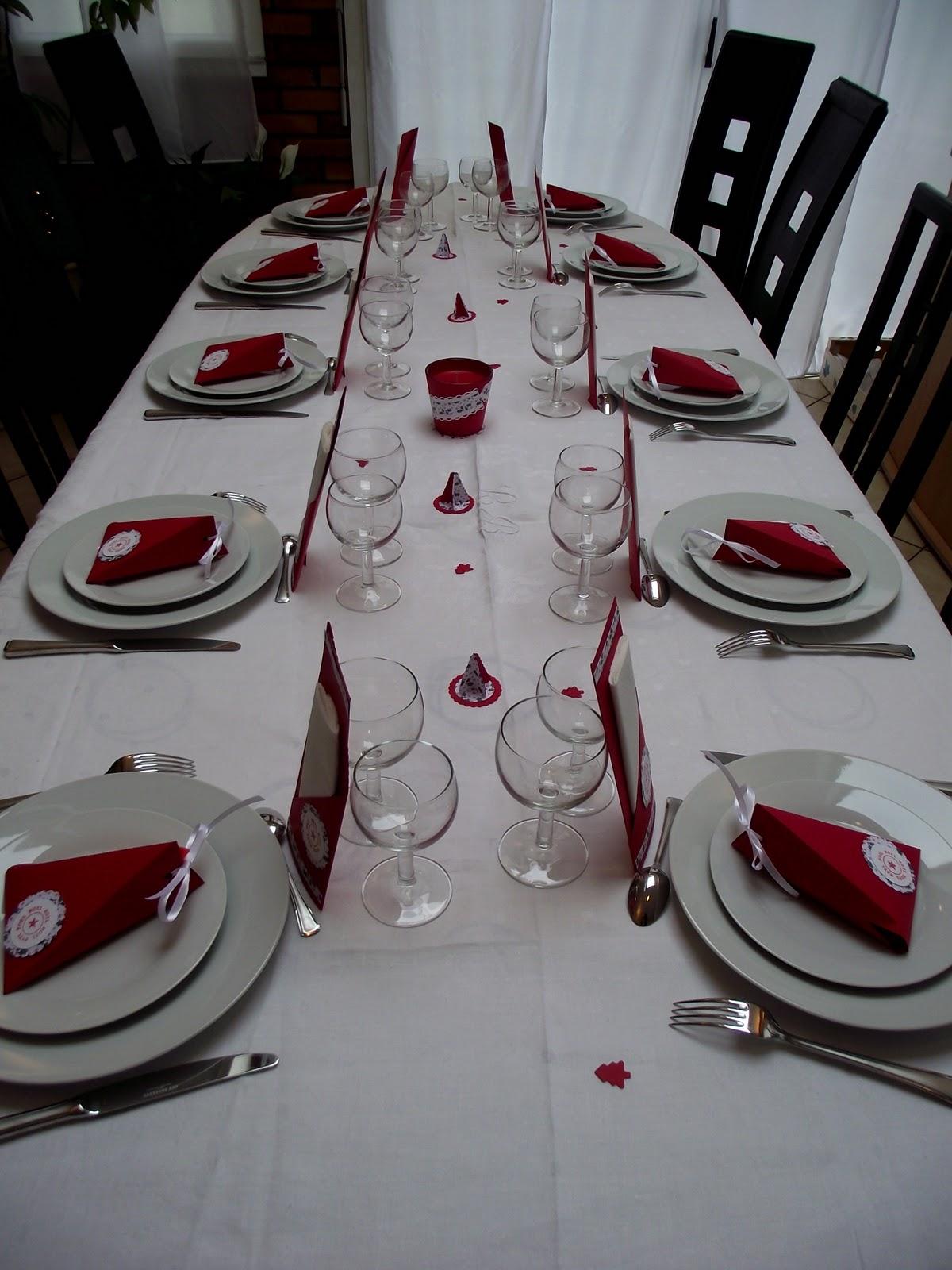 Fanny scrap d coration table de f te - Decoration table de fete ...