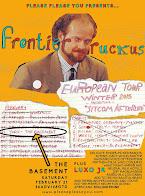 Frontier Ruckus + Luxo Jr.