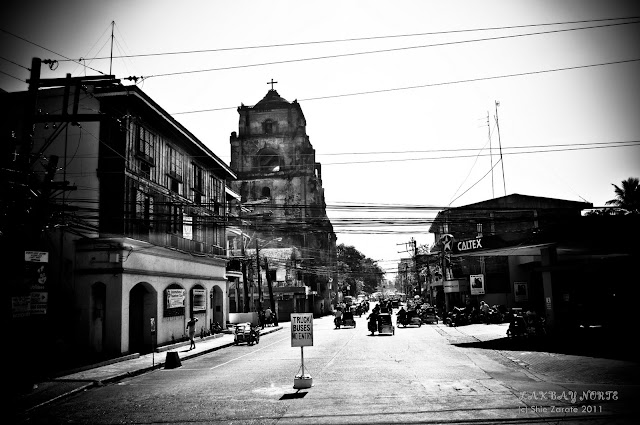 Sinking Bell Tower of Laoag City