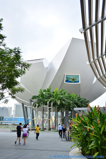 Art Science Museum Singapore