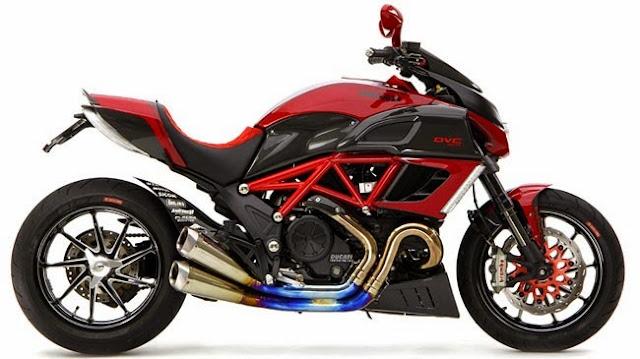 Ducati Diavel độ