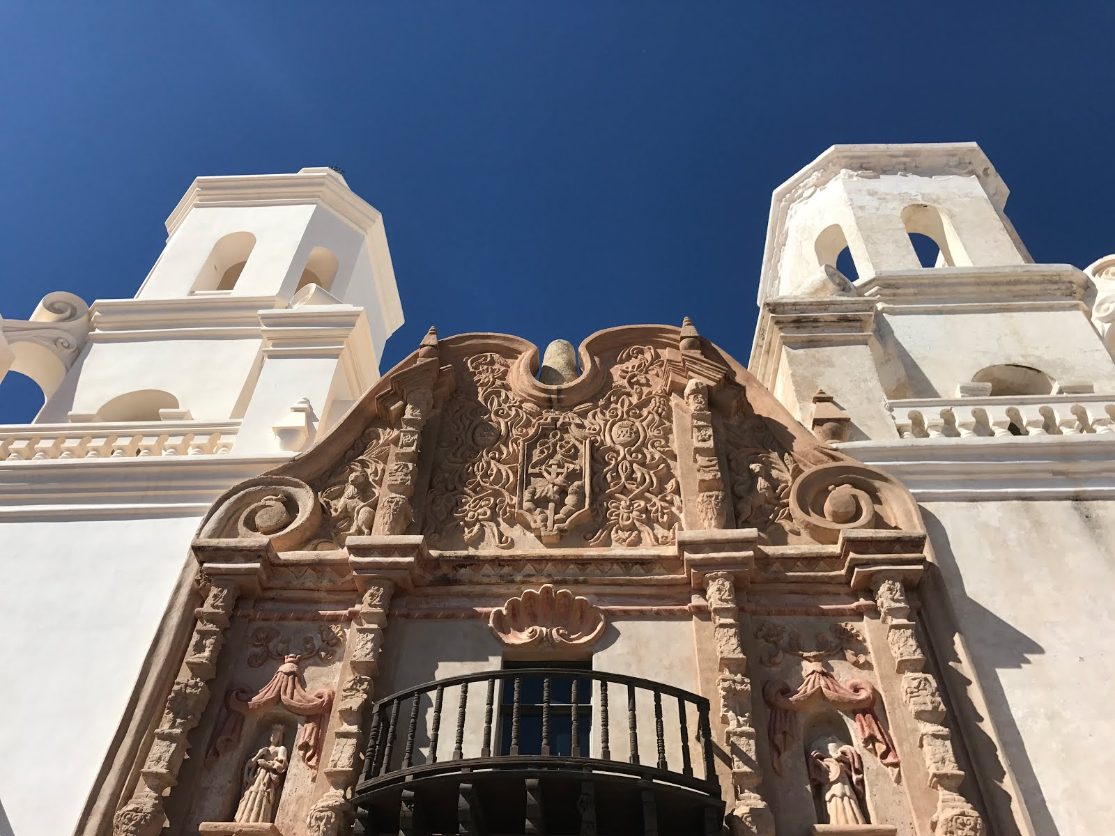 Mission San Xavier del Bac