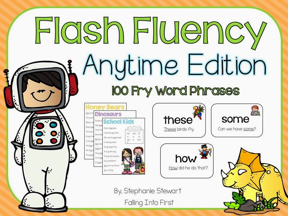 http://www.teacherspayteachers.com/Product/FLASH-FLUENCY-Fluency-Bundle-1403997