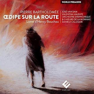 Oedipe sur la Route - Pierre Bartholomee