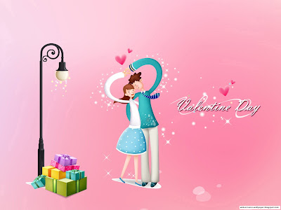 Romantic Heart In Valentine Wallpaper
