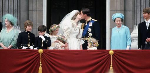Perbandingan Pernikahan Pangeran William dan Kate Middleton dengan Pernikahan Putri Diana dan Pangeran Charles