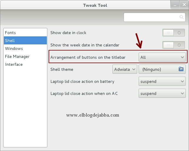 El blog de Jabba: Botones minimizar y maximizar en las ventanas de Content on