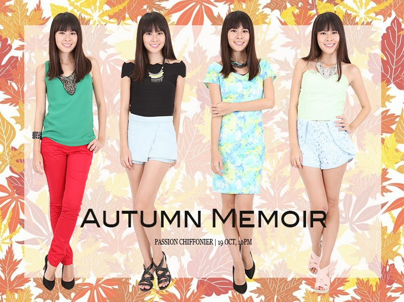 Collection 59 – Autumn Memoir