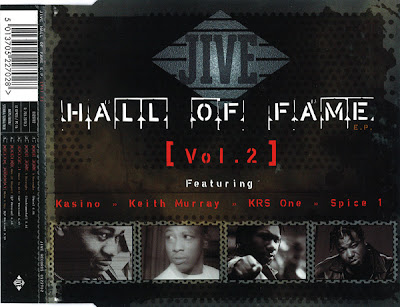 VA ‎– Jive: Hall Of Fame, Vol. 2 EP (CD) (1998) (FLAC + 320 kbps)