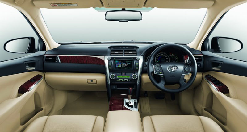 Captivating 2013 Toyota Camry Review, Price, Interior, Exterior, Engine5