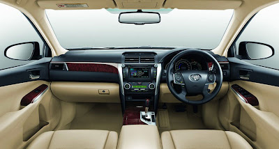 2013 Toyota Camry Review, Price, Interior, Exterior, Engine5
