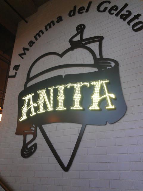 Anita Gelato, Chippendale, gelato