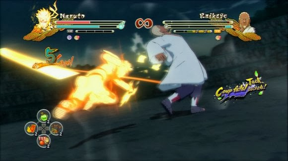 naruto final burst pc game screen 4 NARUTO SHIPPUDEN: Ultimate Ninja STORM 3 Full Burst RELOADED