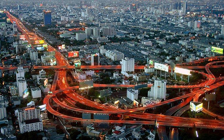 Travel Bangkok City Beautiful City In Amazing Thailand