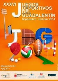 Torneo Ajedrez Rápido XXXVI Juegos Deportivos del Guadalentín