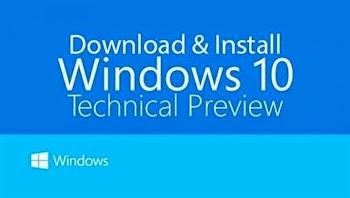 Τι περιλαμβάνεται στην πρώιμη έκδοση των Windows 10
