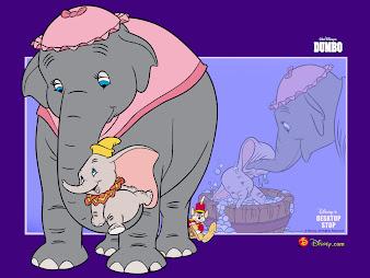 #4 Dumbo Wallpaper