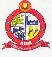 Jawatan Kosong Lembaga Kemajuan Wilayah Kedah KEDA