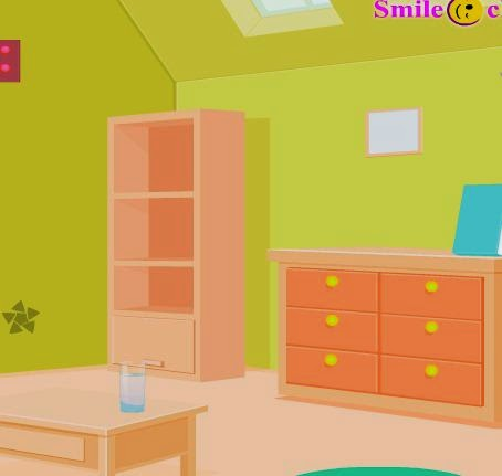 SmileClicker Distinct Yellow House Escape Walkthrough