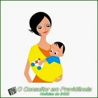 salário-maternidade, desempregada, previdência social