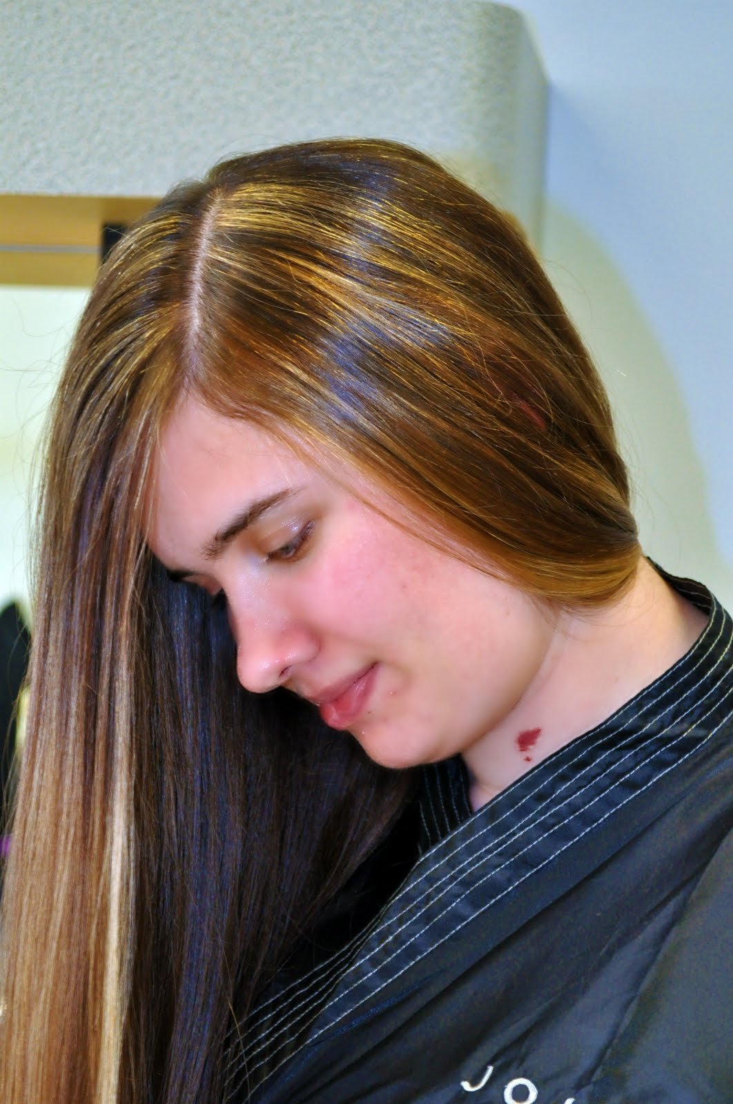 ... 19> Images For - Dark Brown Hair With Chunky Ash Blonde Highlights