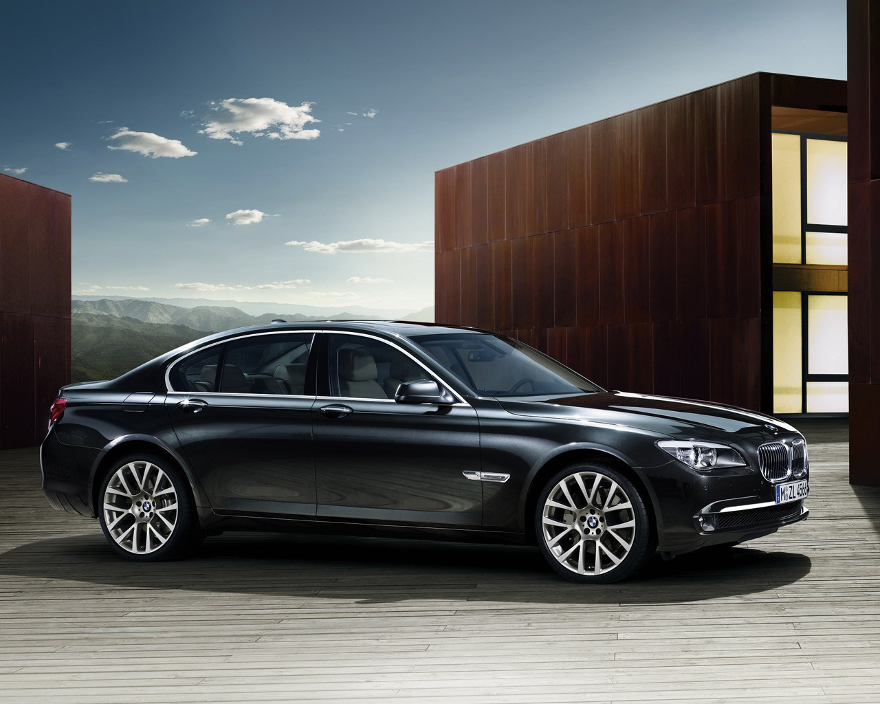 2016 bmw 7 series wallpapers car wallpaper collections gallery view. Black Bedroom Furniture Sets. Home Design Ideas