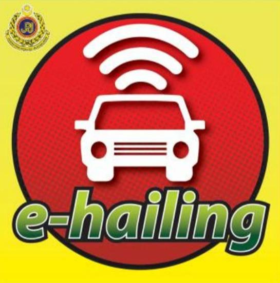 Stiker Ehailing