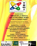 TACI. (Torrelodones Asociación Cultural Independiente) (cartel presentacion)
