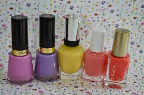 Nail Polishes for Spring 2014 | seriously-lovely.blogspot.com