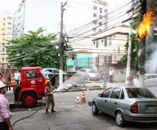 Sucídio coletivo de postes preocupa autoridades de Niterói